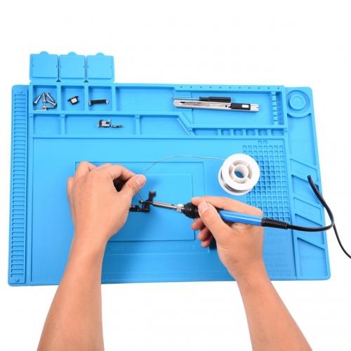 Силиконовый коврик для пайки и ремонта оборудования