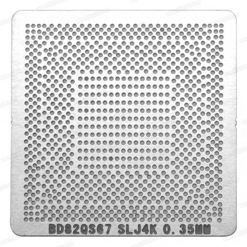 Трафарет прямого нагрева SLJ4K SLJ8B BQ82QS67 BD82QS77 BD82QS57