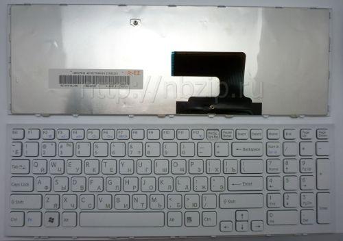 Клавиатура ноутбука Sony Vaio VPC-EE, VPCEE, VPC-EH