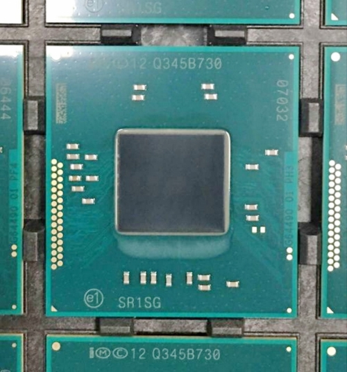 SR1SG процессор Intel Celeron N2820 BGA1170