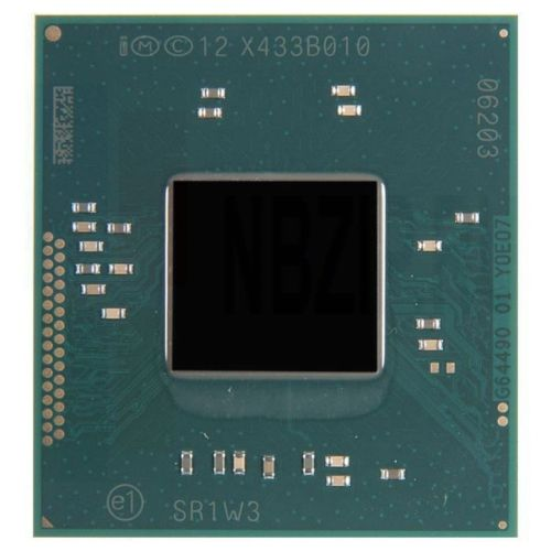 SR1W3 N2930 процессор ноутбука Intel Celeron BGA1170 1.83 ГГц