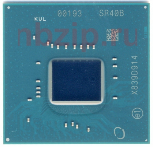 SR40B Mobile Intel HM370 Chipset