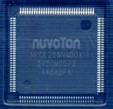 NPCE288NA0DX Мультиконтроллер - NUVOTON