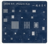 Трафарет для ремонта Apple Iphone 6s Plus