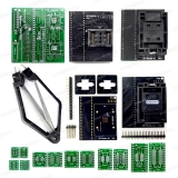 RT809H Flash Программатор EMMC NAND + 45 Adapter BGA63 BGA64 EMMC seat