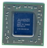 216-0833018 видеочип AMD Radeon HD 7670M