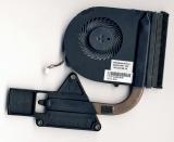 Система охлаждения радиатор Lenovo B570, B575, V570, Z570, Z575, B570e