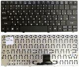 Клавиатура ноутбука Acer Aspire One 751, 1410, 1810T черная