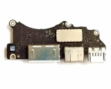 "820-5482-A Плата с разъемами USB, HDMI, SD MacBook Pro A1398 15"" Retina Mid 2015"