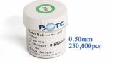 0.5mm шариковые выводы для BGA микросхем 0.5 мм, 250000 шт