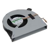 Вентилятор (кулер) ноутбука Asus K55, K55D, K55DR