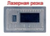 Трафарет прямого нагрева BGA1168 , Intel SR170,SR16M,SR23Y и др. 0.45mm . Лазер.