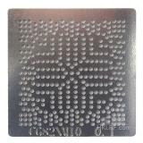 Трафарет прямого нагрева CG82NM10 intel