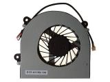 Вентилятор для ноутбука DNS Gamer  Clevo W150, W350, W370, W650 , Dexp CLV-670 , W670 , K590S , K660E ,K650C