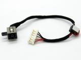 Разъем питания для ноутбука Dell Inspiron 15-5000, 5555, 5558 с кабелем