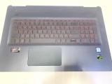 Верхняя панель с клавиатурой  HP Omen 17 , 17-W EAG37006050