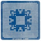 Трафарет прямого нагрева nVidia G86-770, G84-600 серий stencil