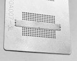 Трафарет прямого нагрева GDDR5X ,Graphics DRAM 4 чип. Лазер