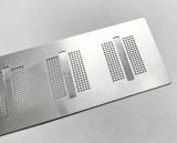 Трафарет прямого нагрева GDDR6 ,Graphics DRAM 6 чип. Лазер