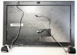 Крышка матрицы с петлями и рамкой Sony Vaio VGN-TZ VGN-TZ3RXN