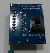 SPI переходник 3V - 1.8V для программирования SPI микросхем BIOS 1.8 вольта