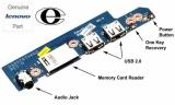 DA0ST6TH6D0 Lenovo IdeaPad Flex 15 20309 Dual USB Audio Power Button Board