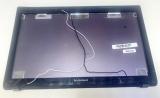Крышка матрицы + рамка Lenovo Z570