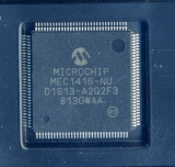 MEC1416-NU мультиконтроллер Microchip Technology