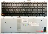 Клавиатура MSI GE60 GE70 GX60 GX70 GT60 GT70 GT780 GT783 MS-1762 с подсветкой v132150ak1