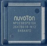 NPCE985PB1DX мультиконтроллер Nuvoton