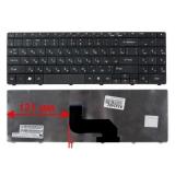 Клавиатура ноутбука Packard Bell LJ65, LJ67, LJ71 черная