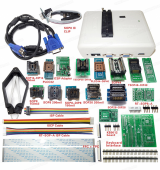 RT809H Flash Программатор EMMC NAND + 21 Адаптер с кабелями