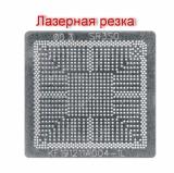 Трафарет прямого нагрева Intel BGA1090 , SR3S0, SR3S1, N4100 , N4000 Gemini Lake .Лазер !