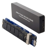 Адаптер для подключения SSD M2 для MacBook к USB