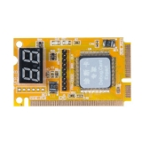 Пост карта ST8667, шина PCIe, LPC и MiniPCI