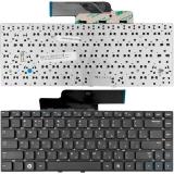 Клавиатура для ноутбука Samsung NP300E4A, NP300V4A черная без рамки