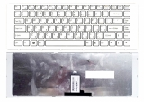 Клавиатура ноутбука Sony Vaio VPC-EG, VPCEG, VPC-EK, белая