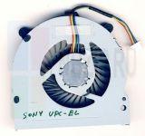 UDQFRZR17DAR вентилятор для ноутбука Sony VPC-EL