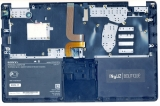 Клавиатура Sony vaio VPCX VPC-X VPCX11S1R PCG-21111V с топ панелью в сборе