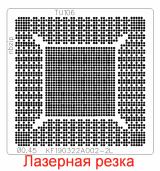 Трафарет прямого нагрева TU106-200A-KA-A1 TU106-400-A1 TU106-400A-A1 TU106-410-A1 N18E-G1-KD-A1 TU104-400A-A1 TU104-410-A1 TU104-450-A1 TU104-850-A1 N18E-G3-A1