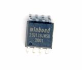 W25Q128JWSIQ NOR Memory IC 128Mb (16M x 8) SPI - Quad I/O 133MHz