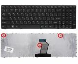 Клавиатура Lenovo Ideapad G570, G575, G770, G780, Z560, Z565 MP-10A33SU-6864