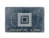 Трафарет прямого нагрева eMMC FBGA169