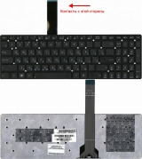 Клавиатура для ноутбука Asus A55 K55  A75 K75 серий R500 R700V U57 X751