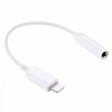 Переходник Apple Lightning на 3.5mm Jack для iPhone и iPad