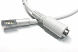 Переходник Apple MagSafe 1 на разьем Asus 5.5x2.5 мм с кабелем