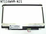 """NT116WHM-N23 матрица для ноутбука 11.6"""", 1366x768 уши верх - низ , 30 pin"""