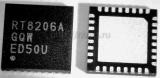 Купить RT8206A ШИМ-контроллер Richtek QFN-32