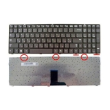 Клавиатура для Samsung R578, R580 , R590 BA59-02680C, BA59-02811C