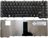 Клавиатура ноутбука Toshiba Satellite L600 C600, C600D, C640, C640D, C645, C645D, L600D, L630